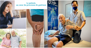 Le patient, au coeur du processus de guérison