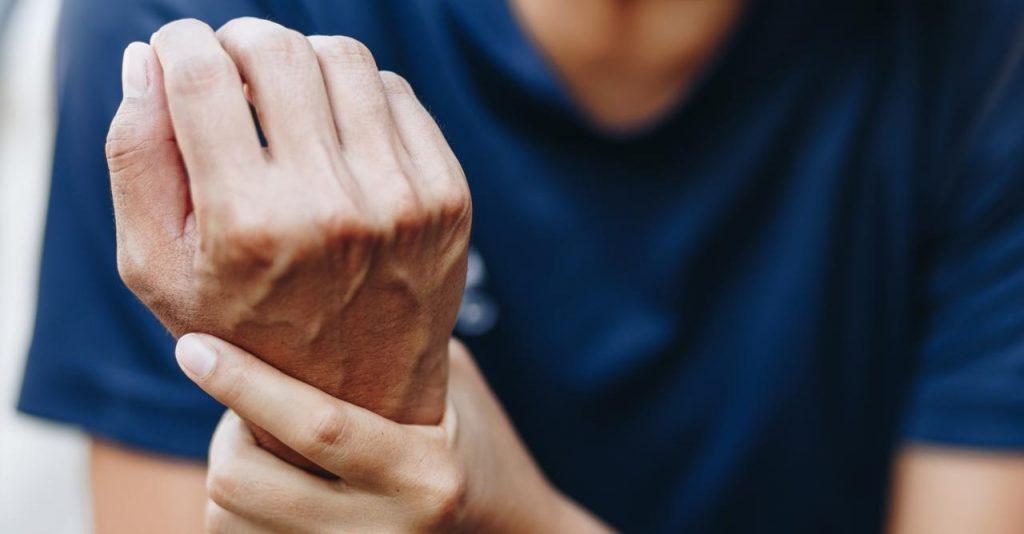 Le syndrome du canal carpien, personnes touchées