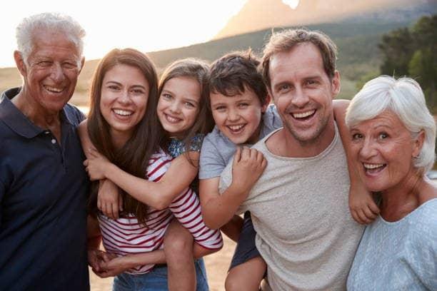 Chiropratique pour toute la famille