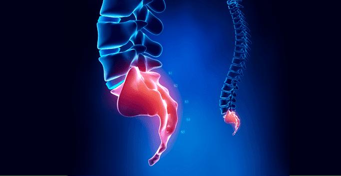 Soulager les douleurs du sacrum et coccyx